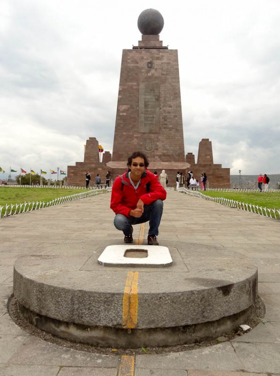 The Middle Of The World - The Equator