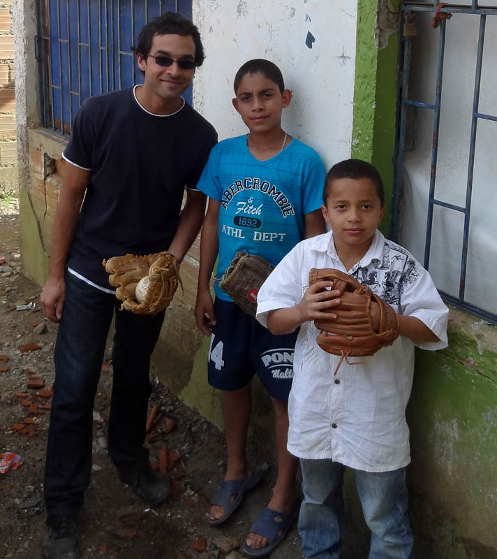 Me, Juan Pablo, And Miguel Angel