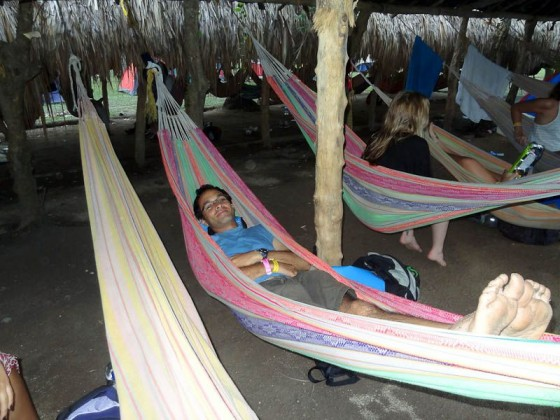 A Hammock In Colombia