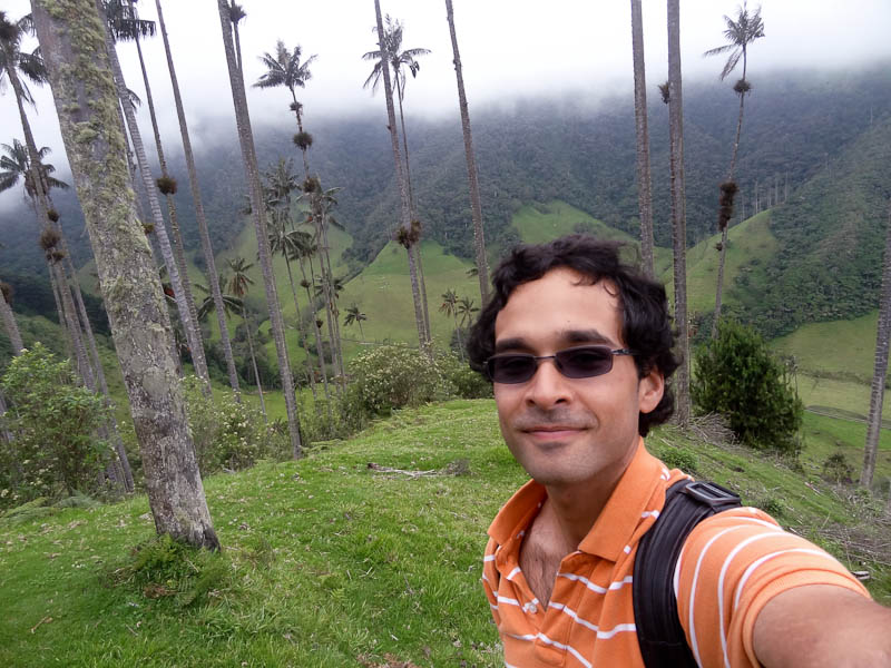 The Cocora Valley