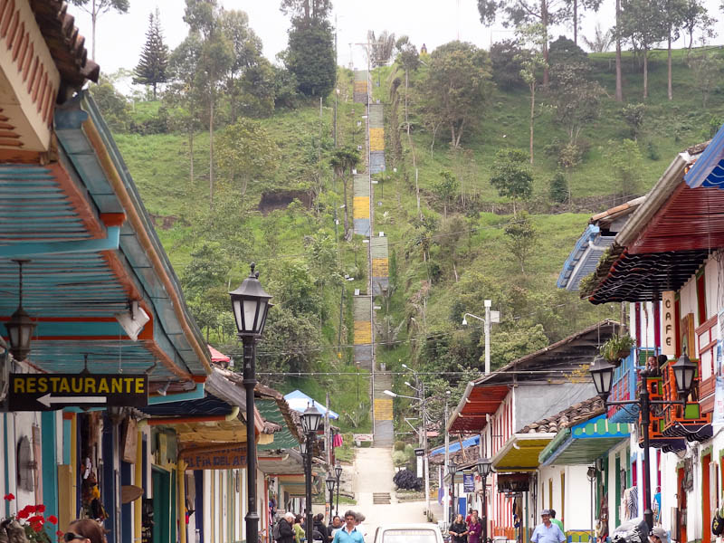 salento colombia   a small town with a lot to offer