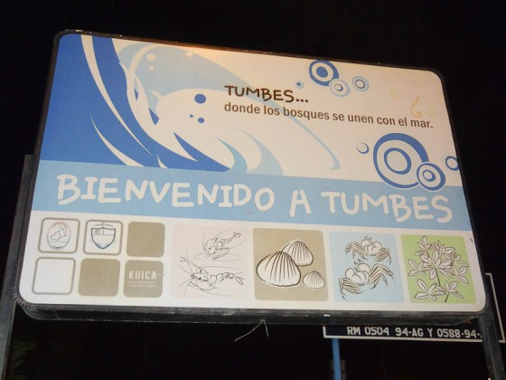 Welcome To Tumbes