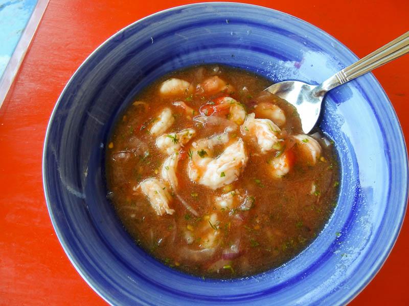 Atacames - Ecuadorian Ceviche