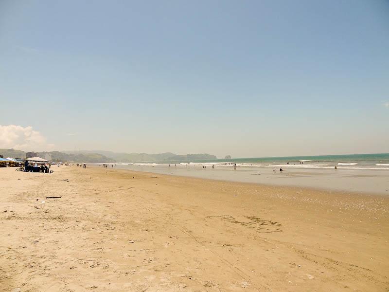 Atacames - The Beach