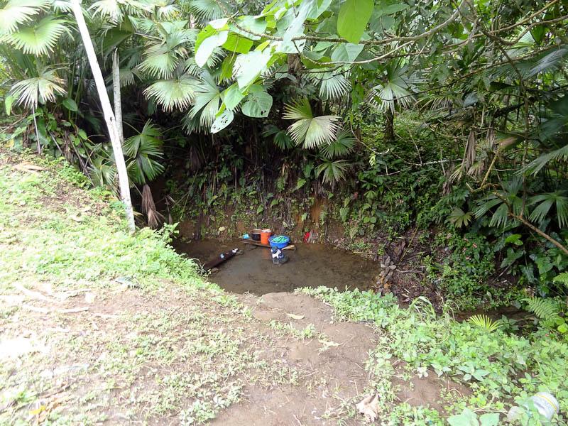 Bathing And Washing Area