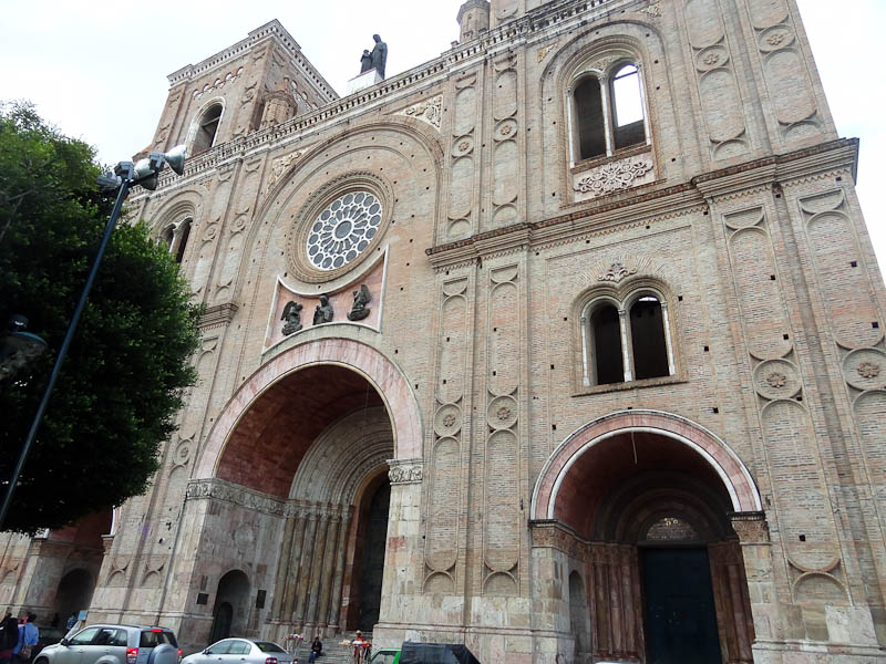 Cuenca Churches