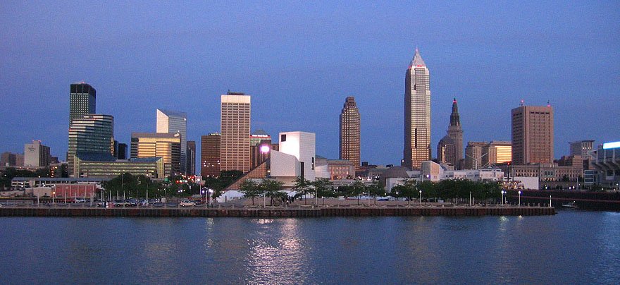 Cleveland, Ohio - Happy Nomad Hometown