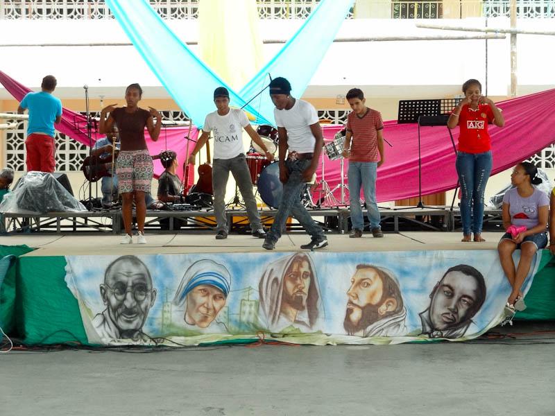 Concert In Esmeraldas
