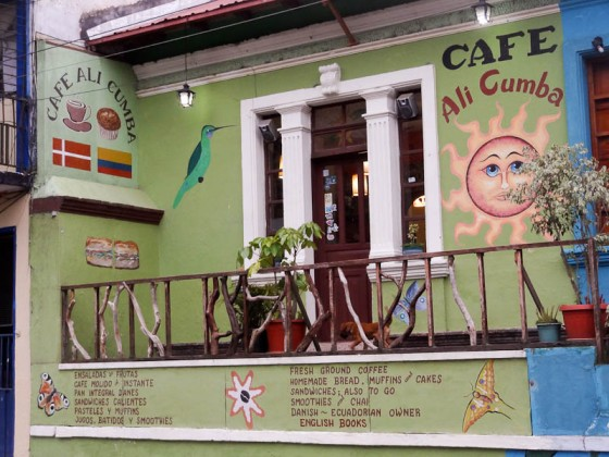 Danish-Ecuadorian Cafe