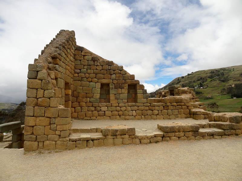 Ingapirca Ruins