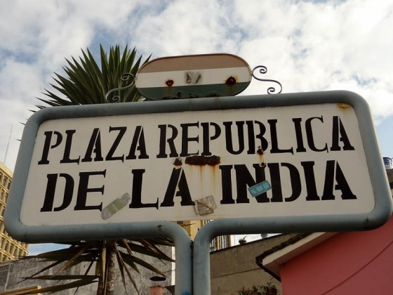 Plaza de India