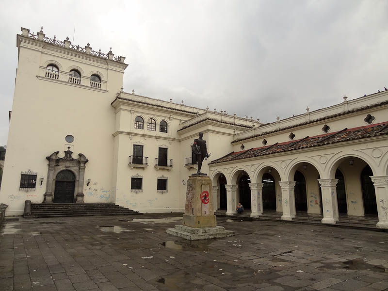 Popayan - The White City