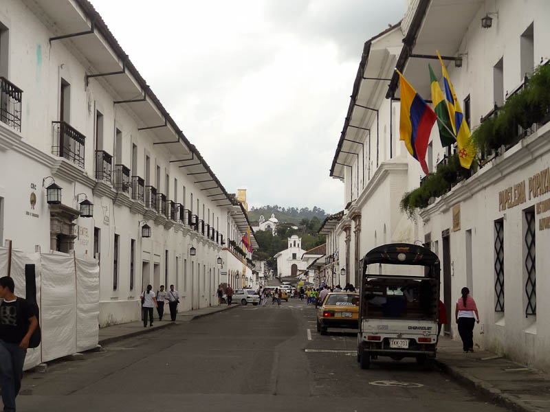 Popayan - The White City