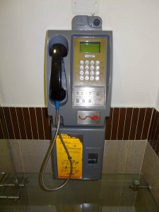 Colombian Payphone