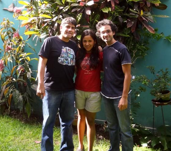 Gabucho, Gigi, and I
