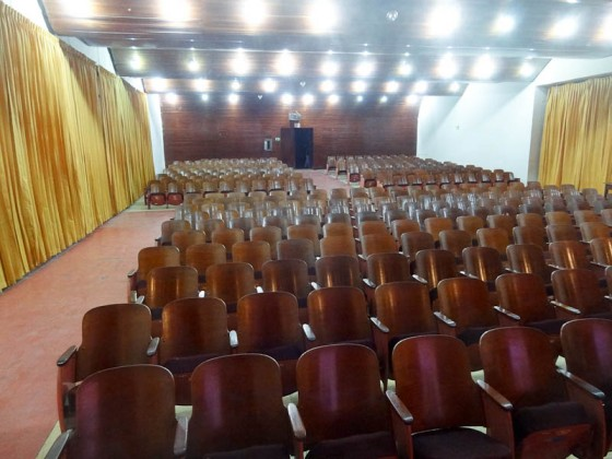 Speaking Venue