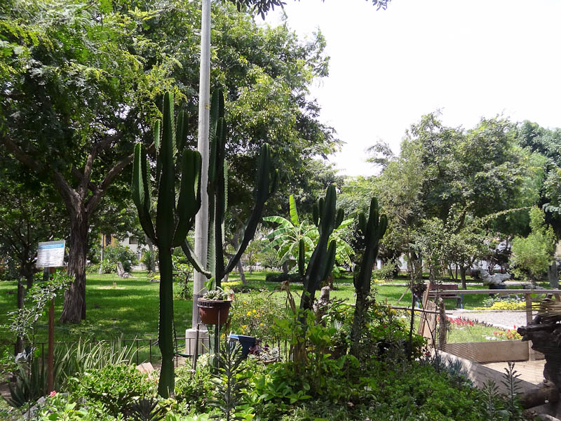 Trujillo Botanical Garden