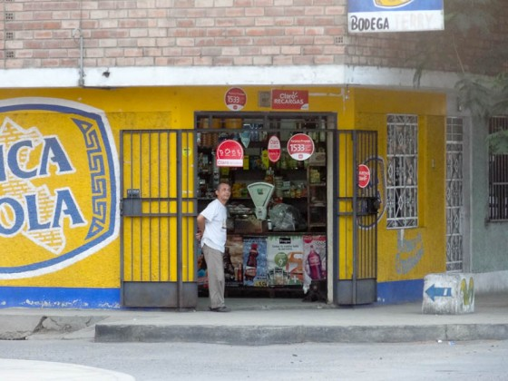 The Store And Vendor