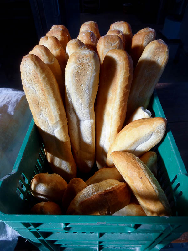 French Baguettes I Sold