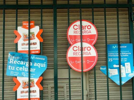 Add Credit To Nextel, Claro, Or Movistar Accounts