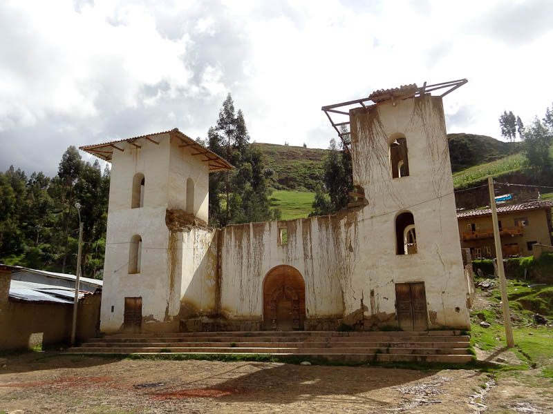 The Church In Ruins