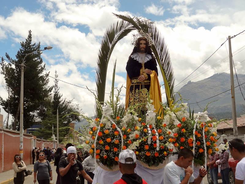 The Jesus Float