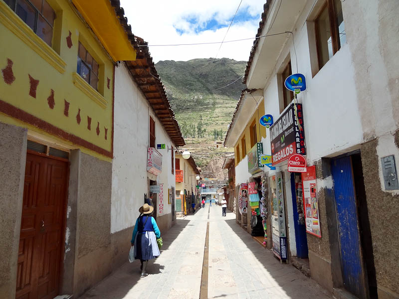 The Narrow Streets Of Pisaq