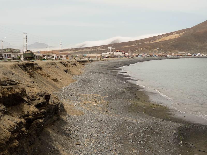 The Sandless Beach