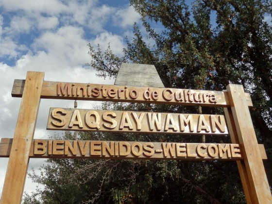 Welcome To Saqsaywaman