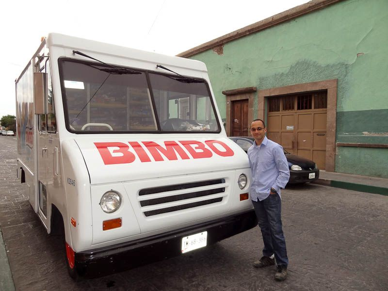 Bimbo Truck - San Luis Potosi, Mexico
