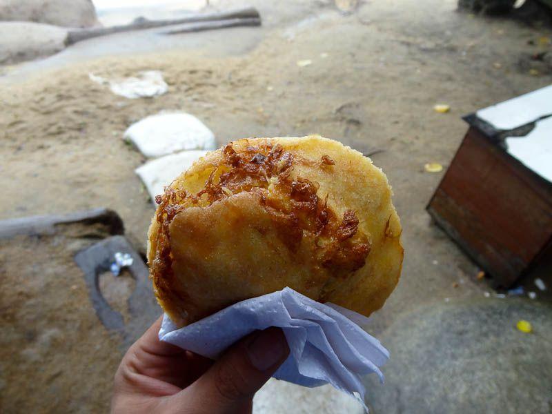 Breakfast Arepa