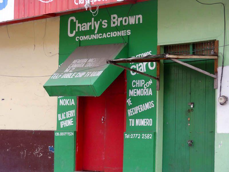 Charly's Brown Communications - Matagalpa, Nicaragua