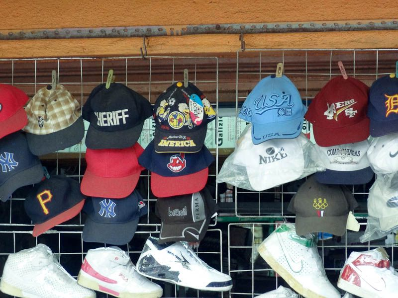 Cleveland Indians Hat - Leon, Mexico