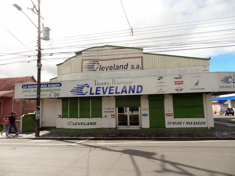 Cleveland Store - Cartago, Costa Rica