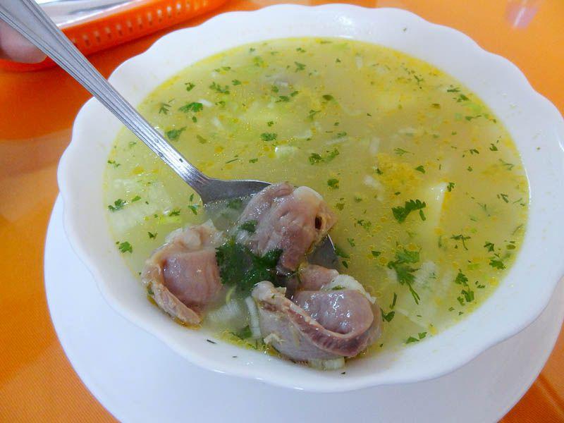 Gizzard Soup