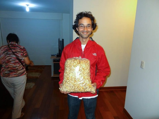 Me With My Drug - 1kg Of Cancha Dulce