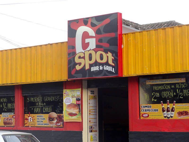 Not A Sex Shop - Quito, Ecuador