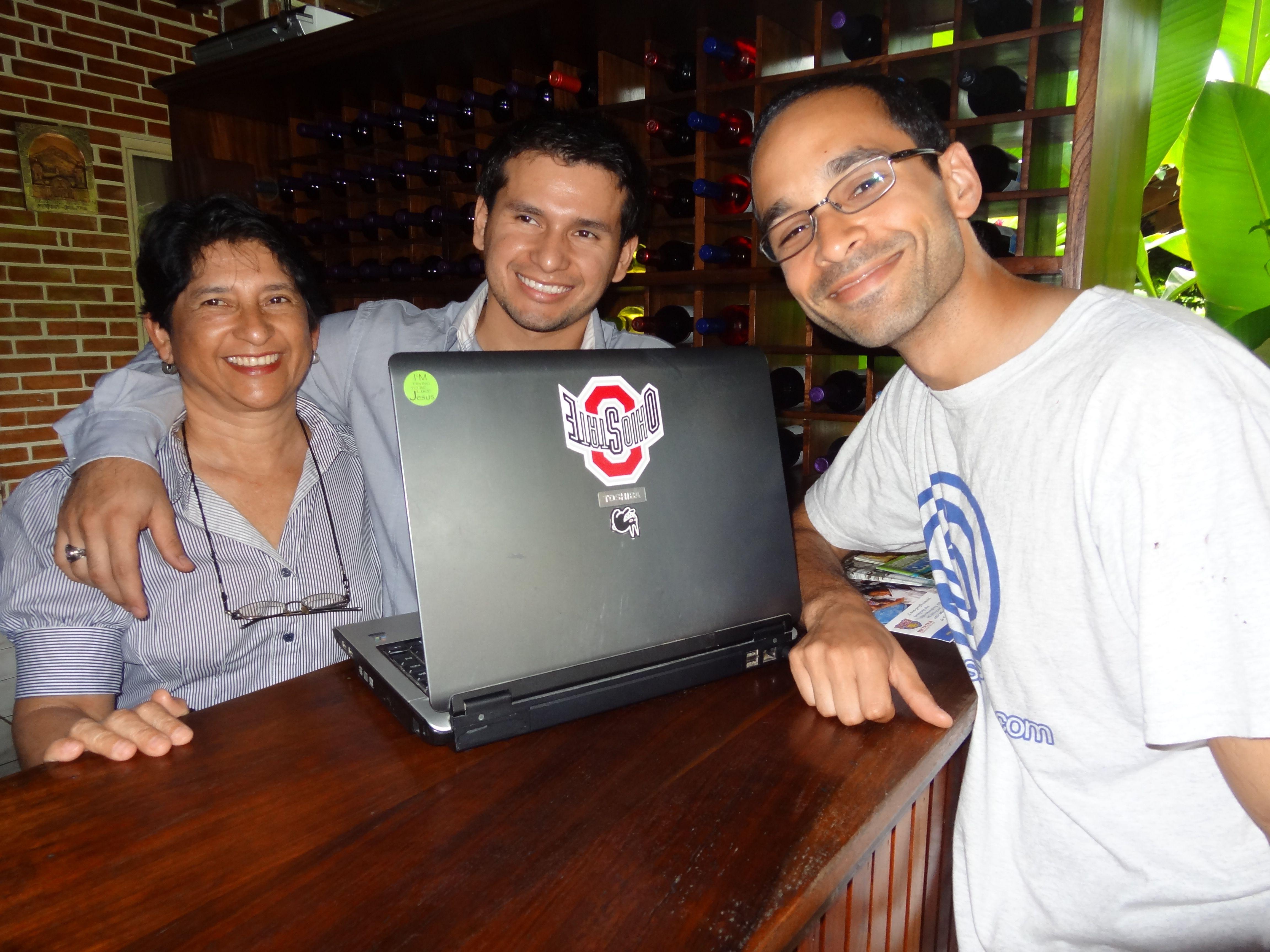 OSU Alumni - Copan Ruinas, Honduras