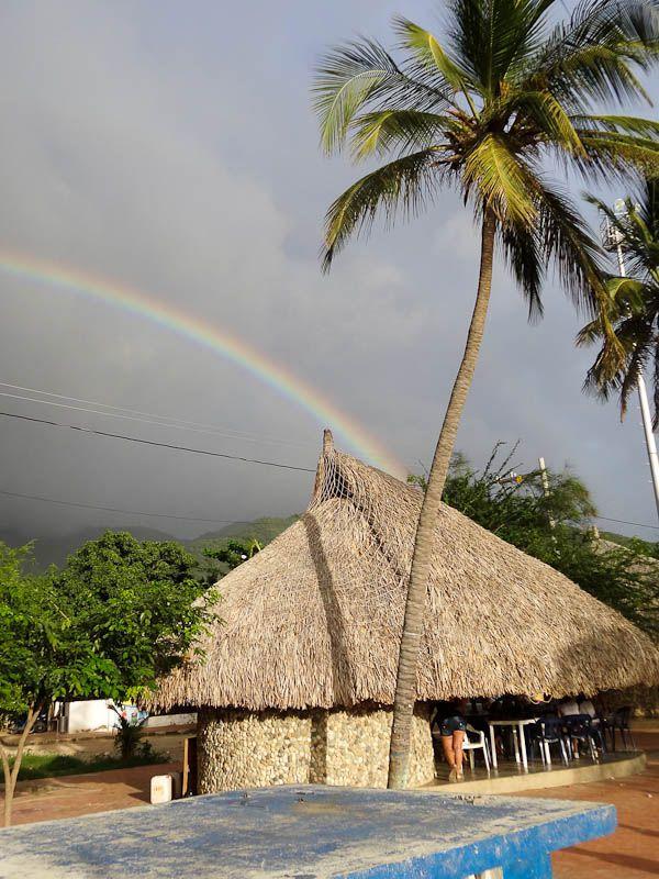 Rainbow - Taganga, Colombia