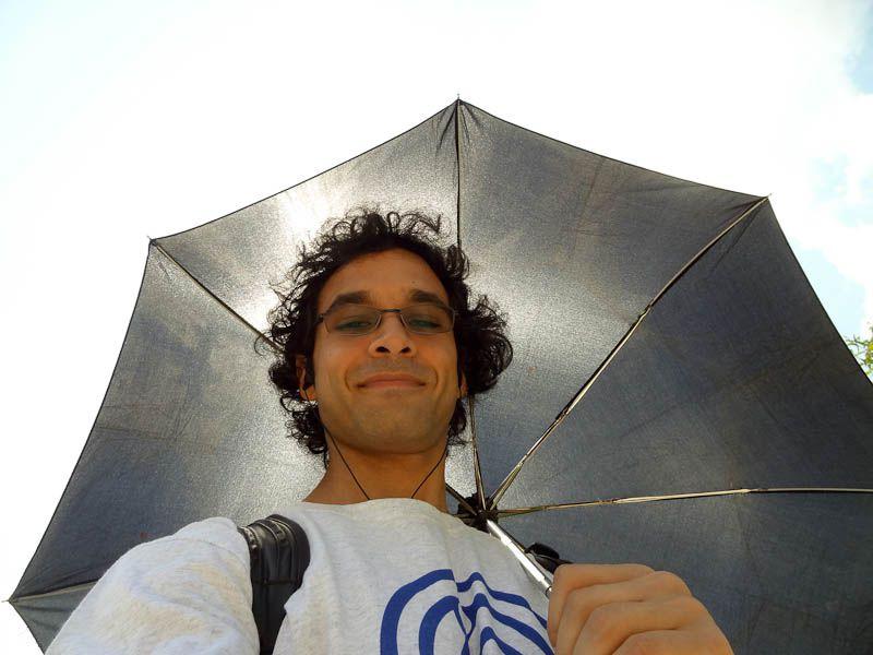 Botanical Garden - Rocking The Sun Umbrella