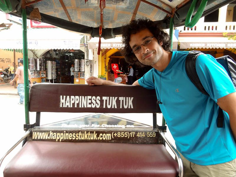 Happiness Tuk Tuk