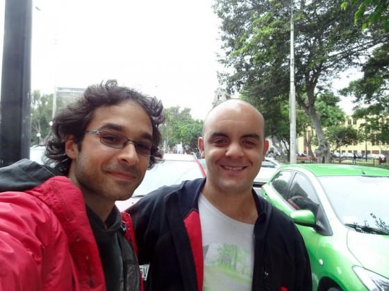 Me And Alvaro