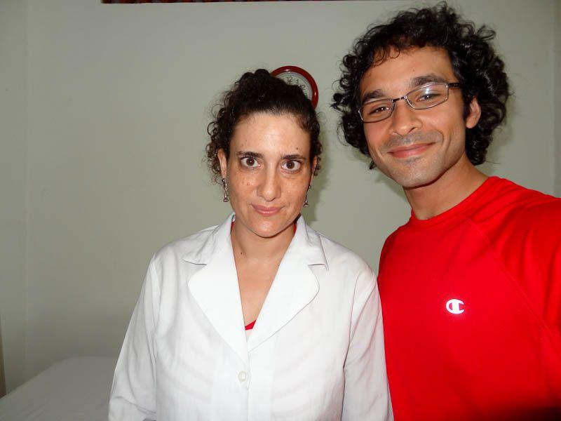 The Spanish Acupuncturist