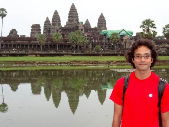 Me With At Angkor Wat