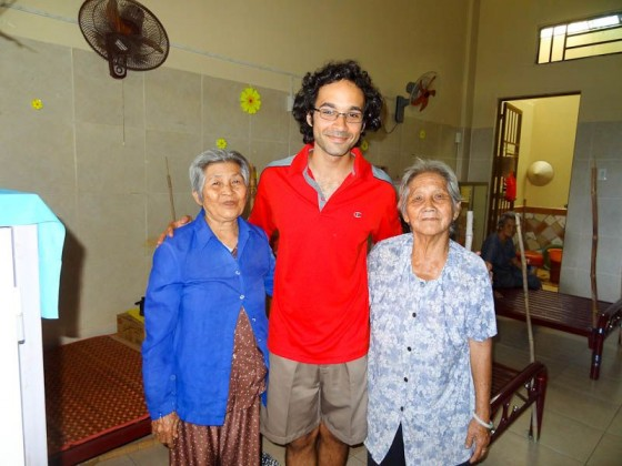 With The Elderly