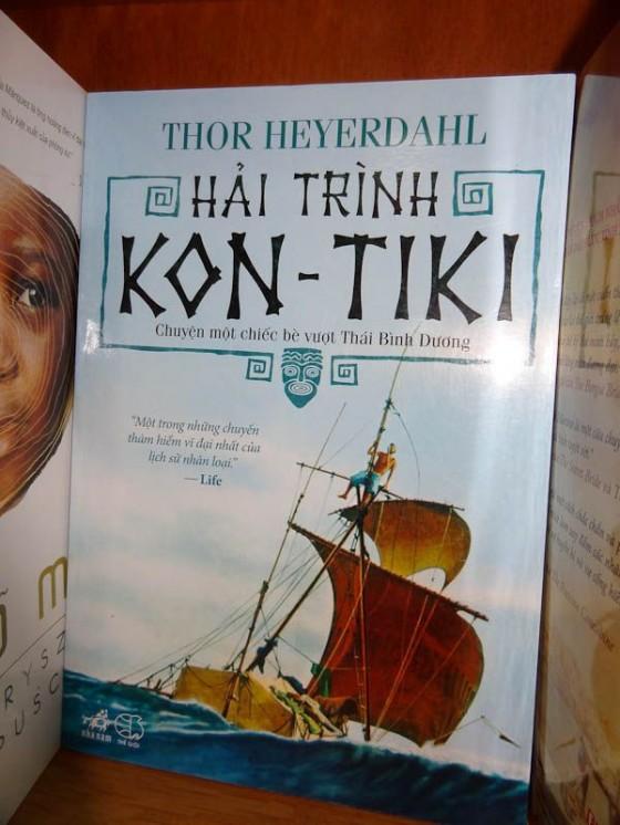 Kon-Tiki Book