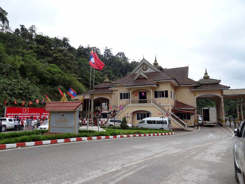 Lao Checkpoint