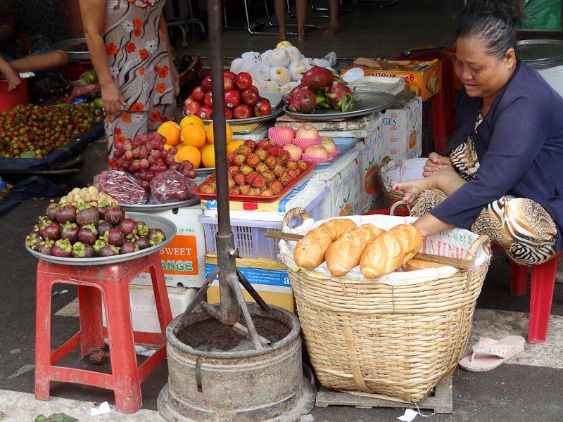 Local Vietnamese Market