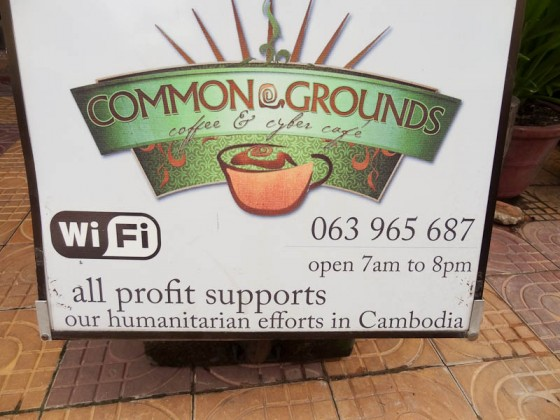 Common Grounds Cafe