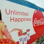 Coke = Happiness